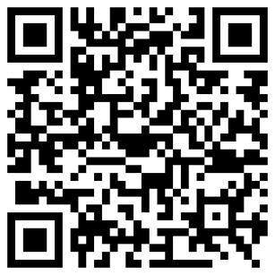 ホームページのQRコード